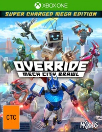 Override: Mech City Brawl - Super Charged Mega Edition for Xbox One