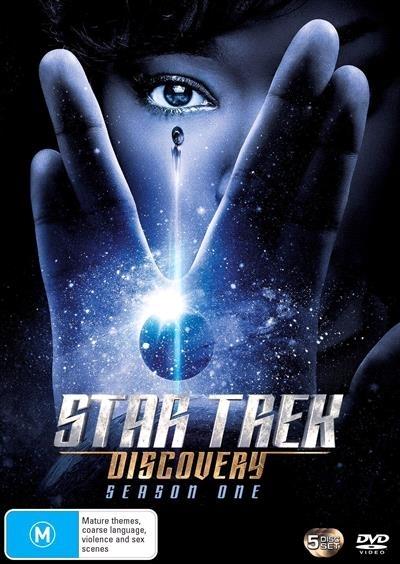 Star Trek Discovery: Season 1 on DVD image
