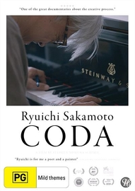 Ryuichi Sakamoto: Coda on DVD