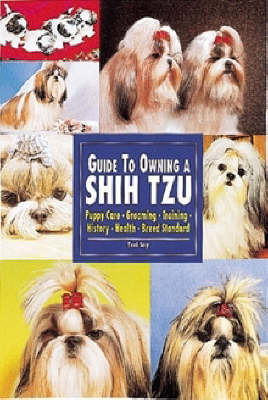 Guide to Owning a Shih Tzu by Teri Soy image