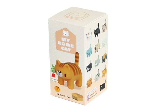 My Home Cat: Series - Mini-Figure (Blind Box)