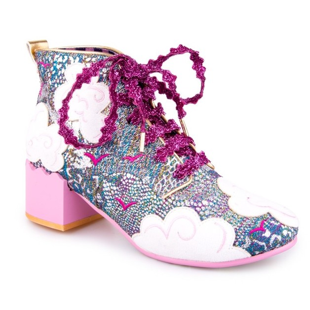 Irregular Choice: Head In The Clouds - Pink (Size 38)