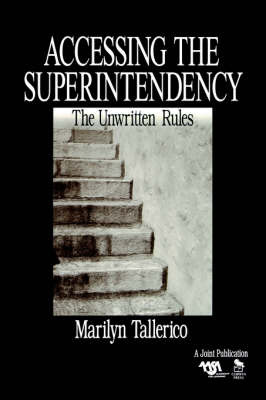 Accessing the Superintendency by Marilyn Tallerico image