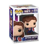 Marvel's What If? - Captain Carter - Pop! Vinyl Figure