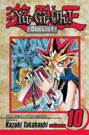 Yu-gi-oh! Duelist: v. 10 by Kazuki Takahashi image