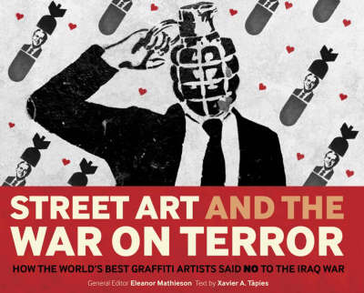 Street Art and the War on Terror by Xavier Tapies image