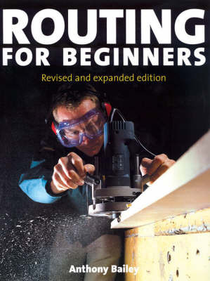 Routing for Beginners by Anthony Bailey image
