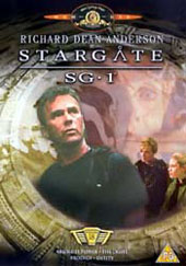 Stargate SG-1 - Season 4 - Volume 18 on DVD