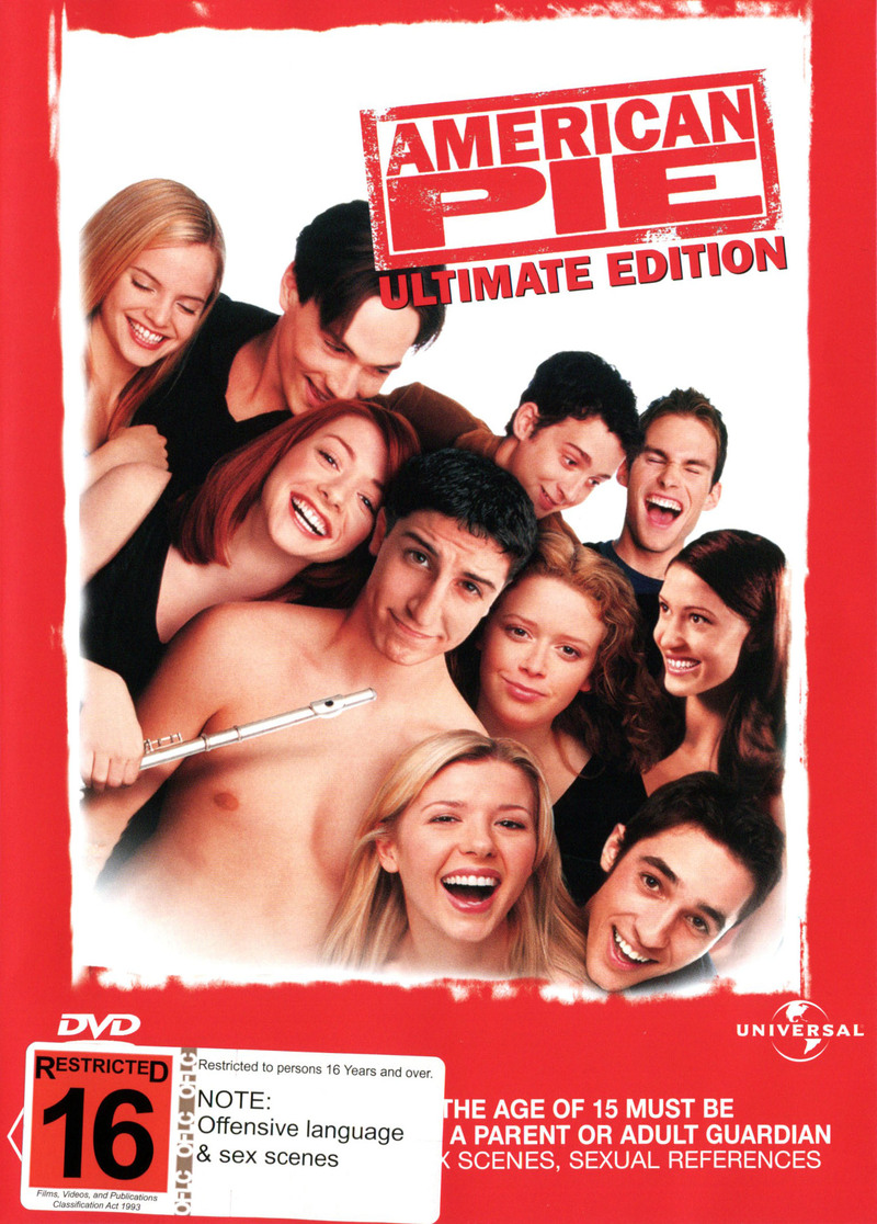 American Pie on DVD image