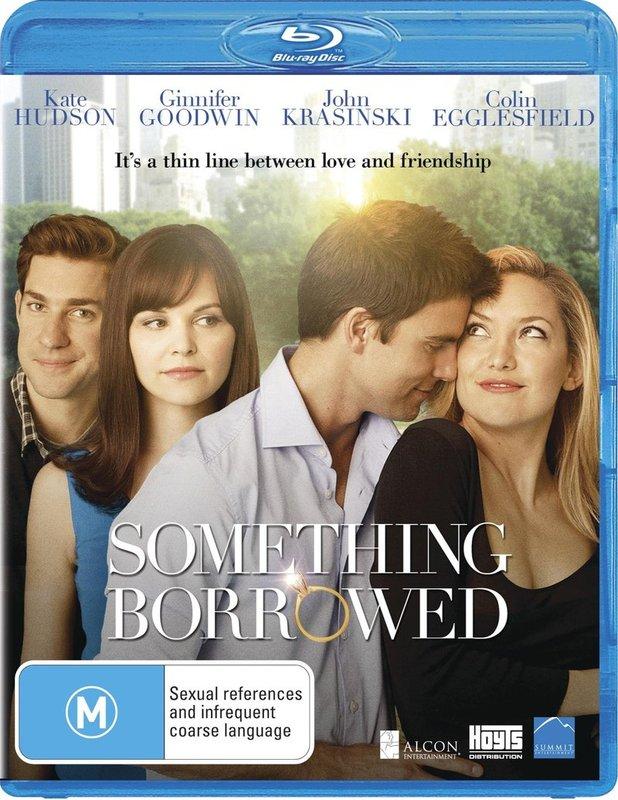 Something Borrowed on Blu-ray
