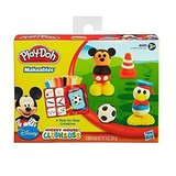 Play-doh Disney Makeables Set Featuring Mickey Mouse