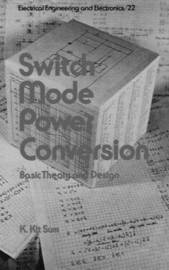 Switch Mode Power Conversion by K. Kit Sum image
