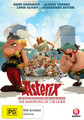 Asterix - The Mansions Of The Gods on DVD