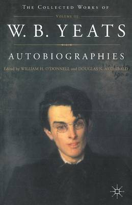 Autobiographies of W.B.Yeats by W.B.YEATS image