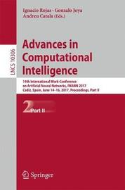 Advances in Computational Intelligence image