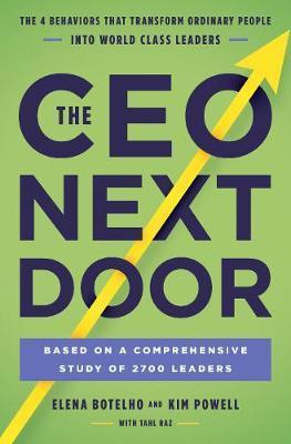 The CEO Next Door by Elena Botelho image