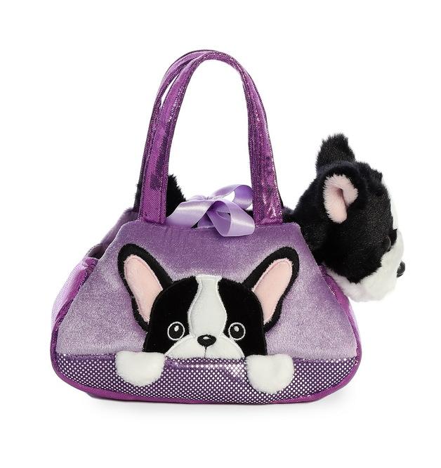 Aurora: Fancy Pal Pet Carrier – French Bulldog
