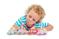 Le Toy Van: Sweets & Treats - Pull Back Truck (Assorted Designs)
