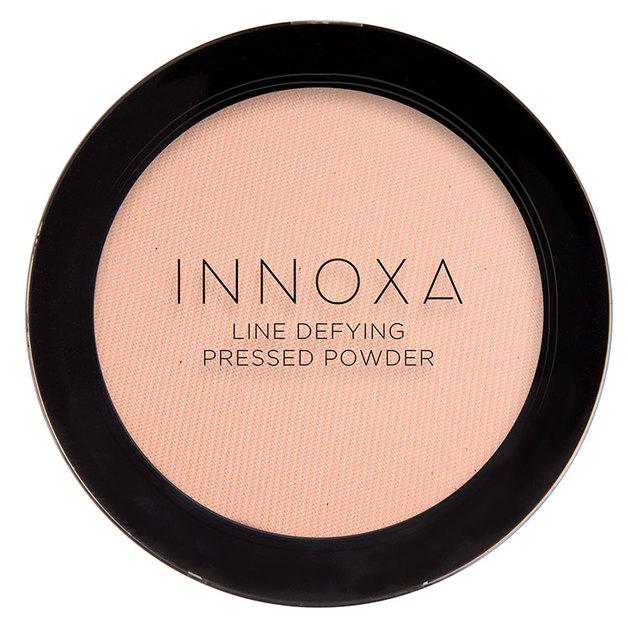 Innoxa: Line Defying Pressed Powder - Medium