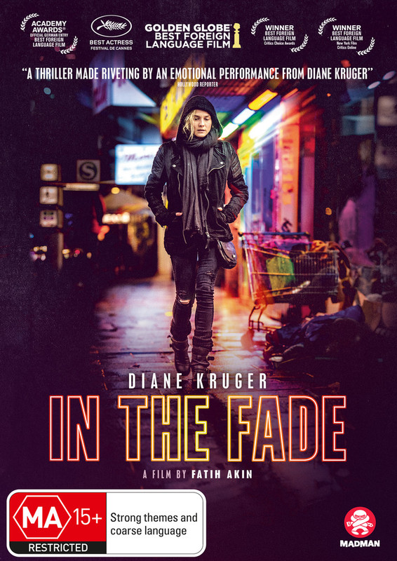 In The Fade on DVD