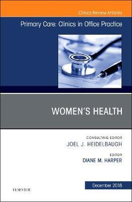 Women's Health, An Issue of Primary Care: Clinics in Office Practice by Harper image