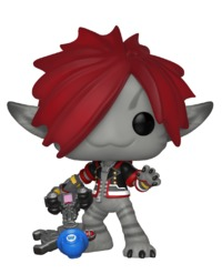 Kingdom Hearts 3 - Sora (Monster's Inc.) Pop! Vinyl Figure