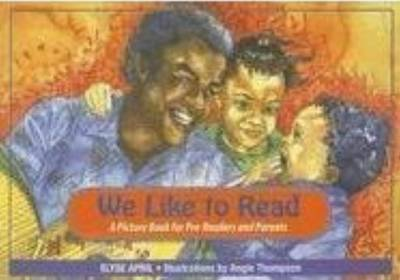 We Like To Read by Elyse April