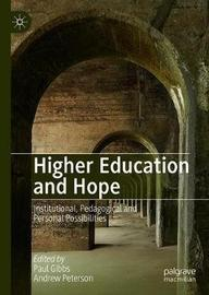 Higher Education and Hope