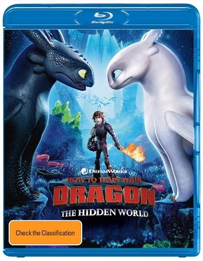 How To Train Your Dragon The Hidden World Release Date