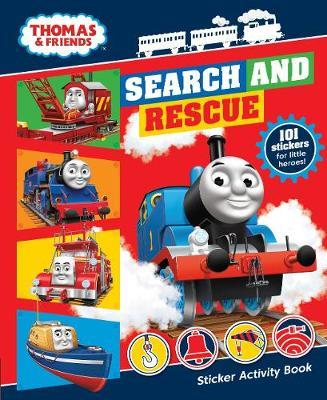 Thomas & Friends: Search and Rescue Sticker Activity Book by Egmont Publishing UK