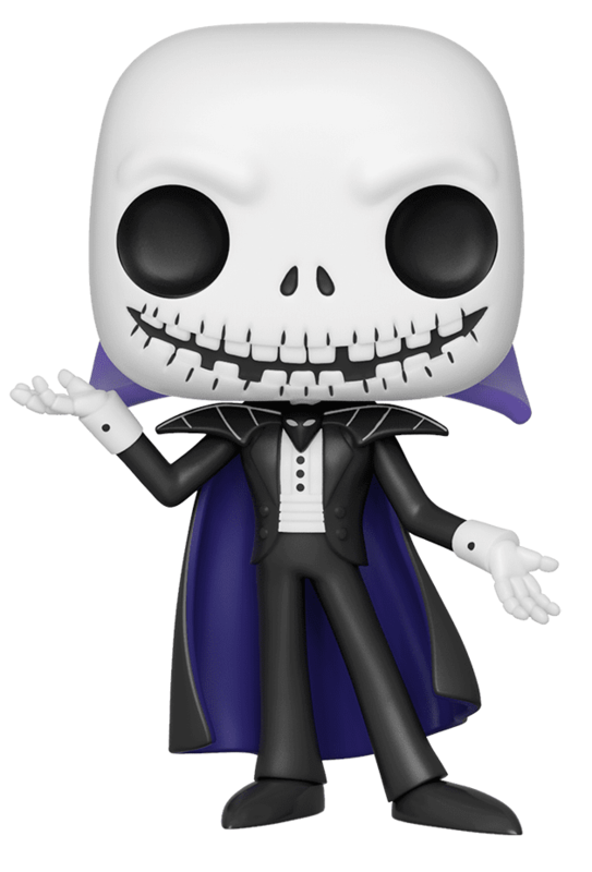 Nightmare Before Christmas - Vampire Jack Pop! Vinyl Figure