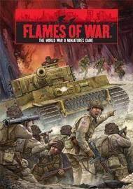 """Open Fire"" Flames of War: The World War II Miniatures Game by John-Paul Brisigotti image"