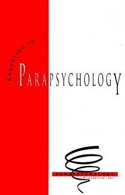 Education in Parapsychology by Robert L Morris image