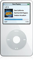Apple iPod (30GB) White