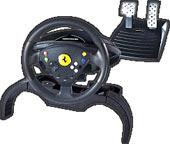 Ferrari 360 Modena Force GT Wheel for Xbox