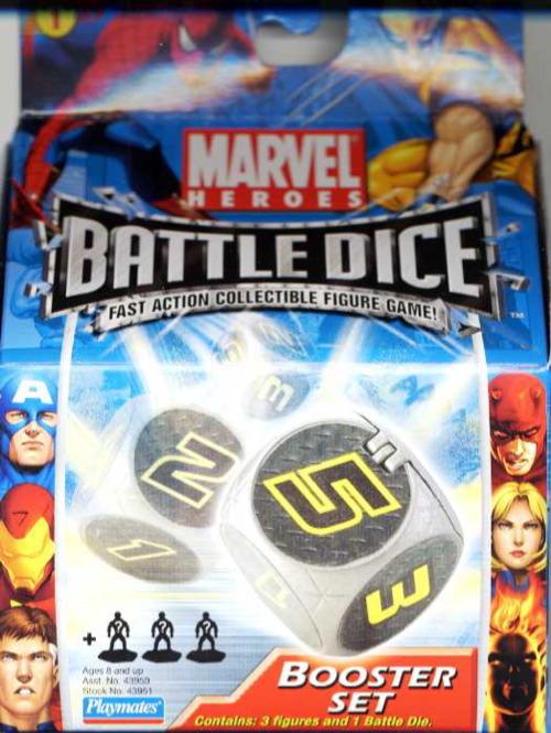 Marvel Battle Dice Booster Pack