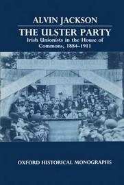The Ulster Party by Alvin Jackson
