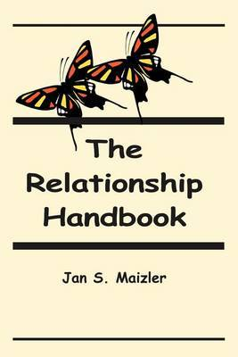 The Relationship Handbook by Jan S Maizler image