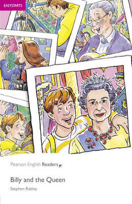 Billy and the Queen: RLA: Easystarts by Stephen Rabley image