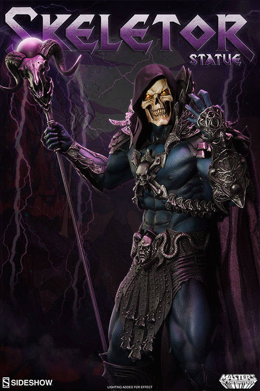 "Masters of the Universe - Skeletor 21"" Statue"