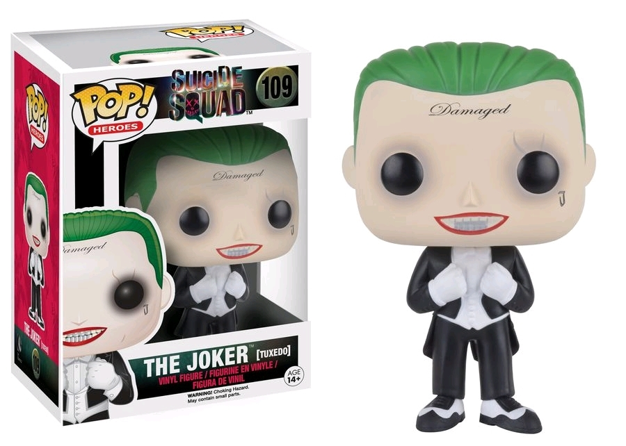 Suicide Squad - Joker Tuxedo US Exclusive Pop! Vinyl Figure image