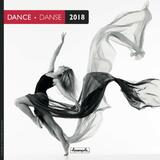 Dance 2018 Wall Calendar