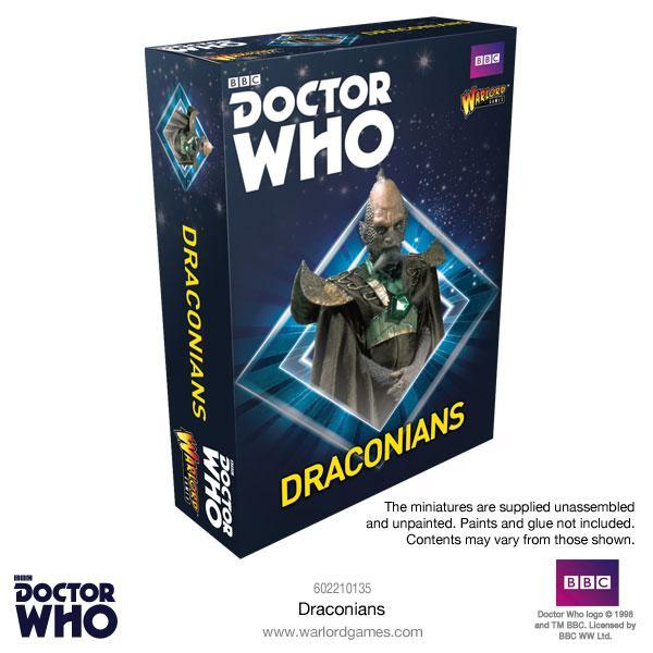 Dr Who Draconians