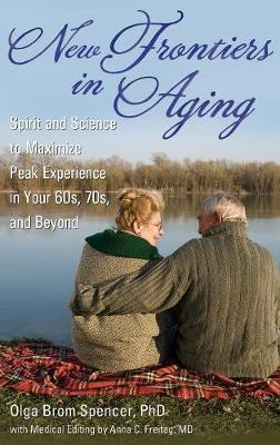 New Frontiers in Aging by Olga Brom Spencer image