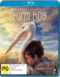 Storm Boy (2018) on Blu-ray image
