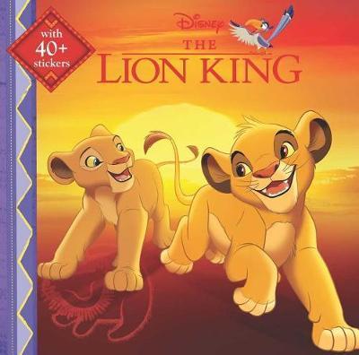 Disney: The Lion King by Editors of Studio Fun International