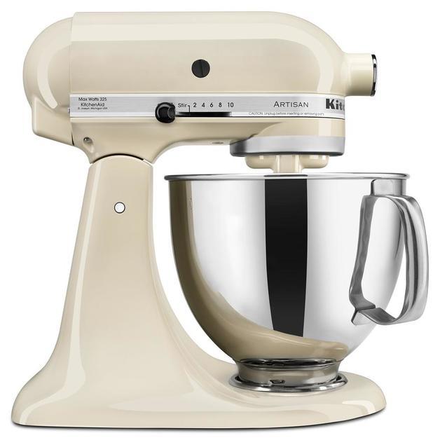 KitchenAid: Stand Mixer - Almond Cream
