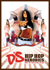 D's Hip Hop Aerobics on DVD