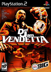 Def Jam Vendetta for PS2