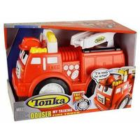 Tonka Chuck and Friends - Douser My Talking Fire Truck image